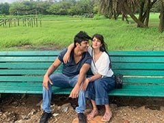 'This Isn't Something I Want To Disclose Yet': Rhea Chakraborty On Rumoured Relationship With Sushant Singh Rajput