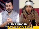 """Video: """"No Proof, Story Made Up"""": JNU Student Leader On Cases Against Her"""