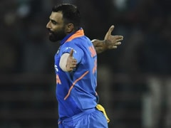 India vs Australia 3rd ODI Live Score: Mohammed Shami Strikes Early To Get David Warner