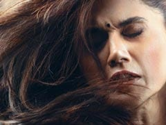 <I>Thappad</i> First Look: Taapsee Pannu's Poster Asks What's Justified In The Name Of Love