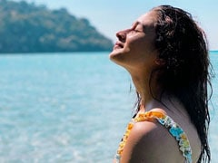 This Pic Of Alia Bhatt From Her Vacation Is A Pure Bliss