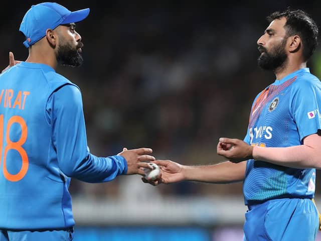 """""""Thought We Were Gone"""": Virat Kohli Credits Mohammed Shami For Keeping India Alive In 3rd T20I"""