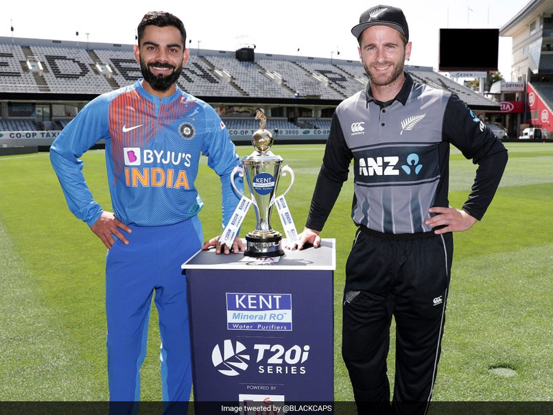 1st T20I Preview: India Gear Up For Lengthy New Zealand Challenge After Successful Home Season
