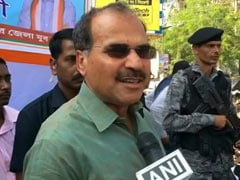 Will Not Attend Trump Event As Sonia Gandhi Not Invited: Adhir Ranjan Chowdhury