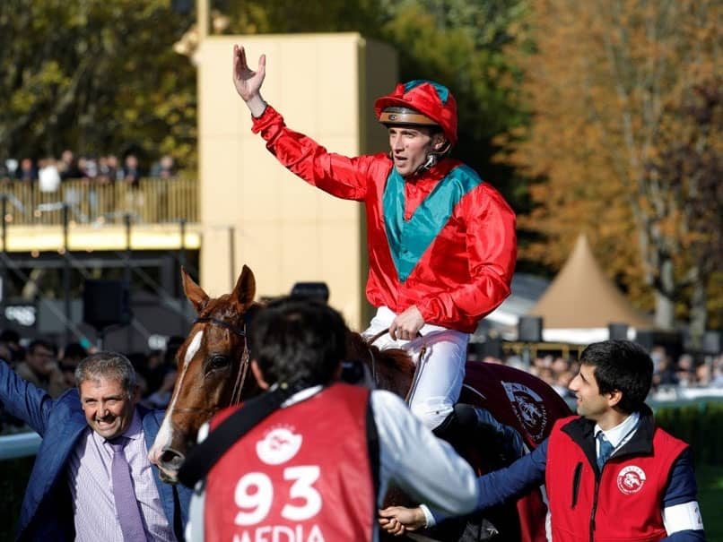 Star French Jockey Under Investigation For Alleged Rape: Report