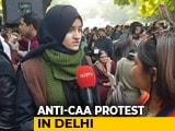 Video : Women, Queer Community Protest Against Citizenship Law In Delhi