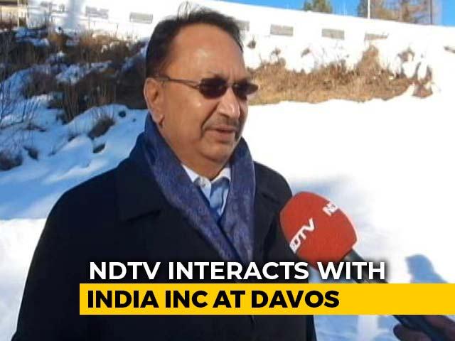 Video : India Is Still A Great Place To Invest: Vikram Kirloskar