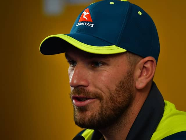 Aaron Finch Says T20 World Cup May Be Postponed
