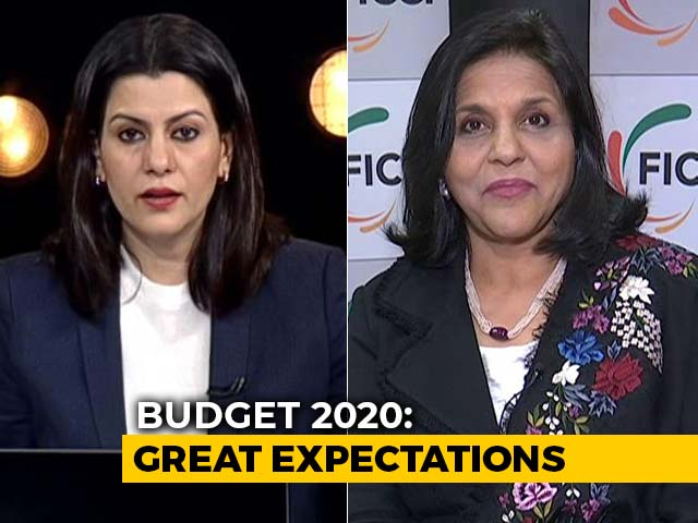 Video : Budget Should Focus On A Comprehensive Agriculture Policy, Says FICCI