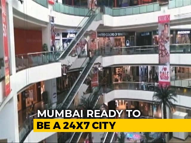 Video : Mumbai Goes 24x7 From Monday