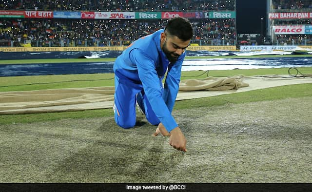 India vs Sri Lanka 1st T20I: The Match Has Been Called Off