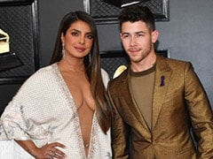 Grammys 2020: Priyanka Chopra Is Bold And Beautiful In A Plunge Dress