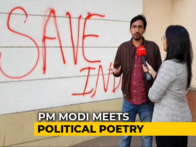 Video : Youthquake: Meet The Poet Of 'Hindustani Musalman'