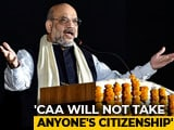 "Video : ""Got Phones? Now Dial..."": Amit Shah's Boost For Citizenship Law Drive"