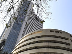 Sensex Up Over 100 Points, Nifty Hovers At 15,100