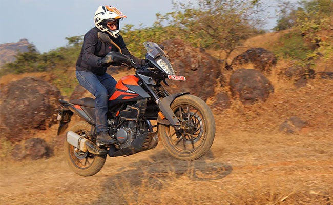 KTM is now offering wire-spoke wheels for the 390 Adventure in global markets