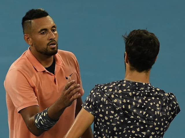 Australian Open: Nick Kyrgios Wins 5-Set Battle To Set Up Rafael Nadal Clash In Round Of 16