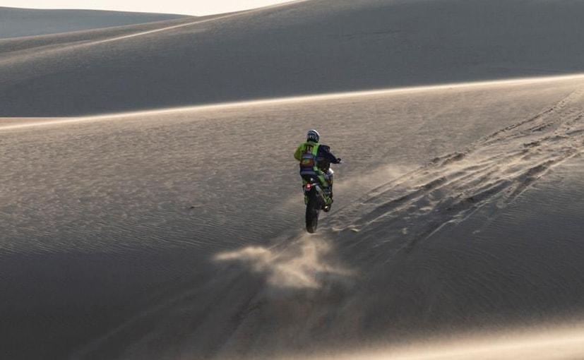 Dakar 2020: TVS' Adrien Metge Finishes 27th In Stage 10