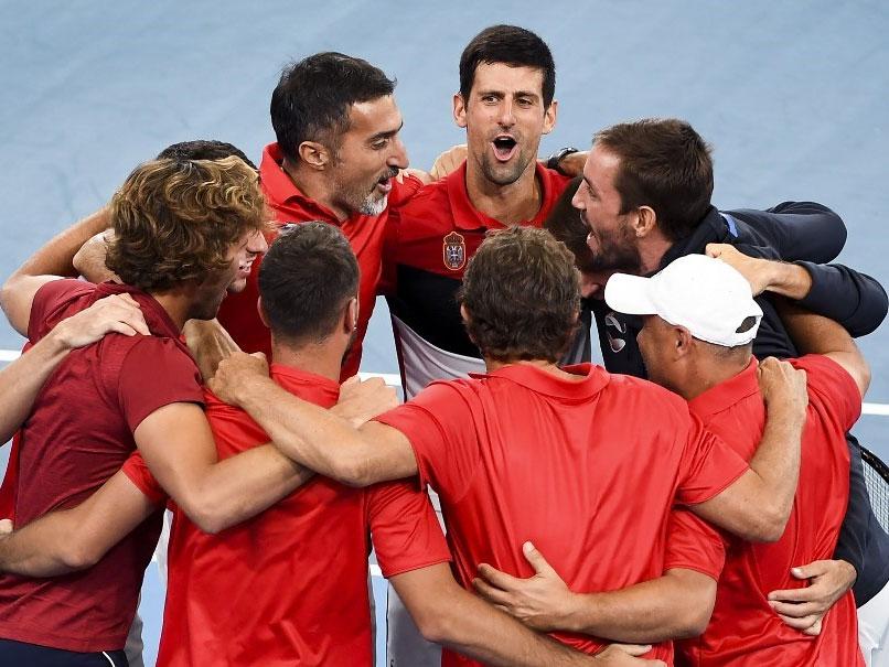 ATP Cup: Novak Djokovic Downs Daniil Medvedev To Send Serbia Into Final