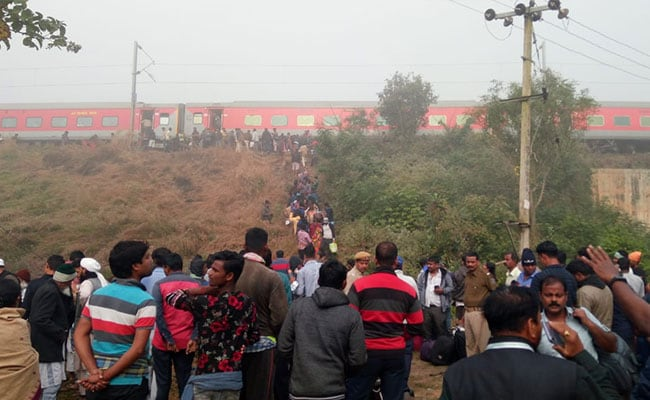 8 Coaches Of Lokmanya Tilak Express Derail In Odisha, 20 Injured