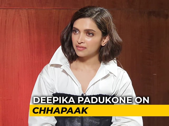Will Be Tough For My Family To Watch Chhapaak: Deepika Padukone