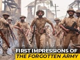Video : Show Review: <i>The Forgotten Army</i>