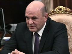 Russian Prime Minister Back To Work After Fighting Off Coronavirus