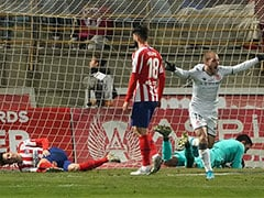Copa del Rey: Atletico Madrid Dumped Out By Third-Division Cultural Leonesa