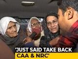 """Video : """"Positive Conversation"""": Shaheen Bagh Women Meet Delhi Lt Governor"""