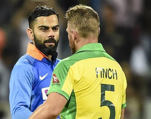 India vs Australia 3rd ODI Live Cricket Score