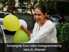 सारा अली खान गाड़ी में बैठ रही थीं, तभी शख्स ने किया कमेंट, फिर एक्ट्रेस ने यूं दिया जवाब- देखें Video