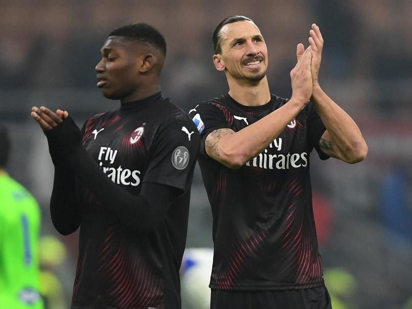Serie A: Zlatan Ibrahimovic Scores As AC Milan Get Back To Winning Ways