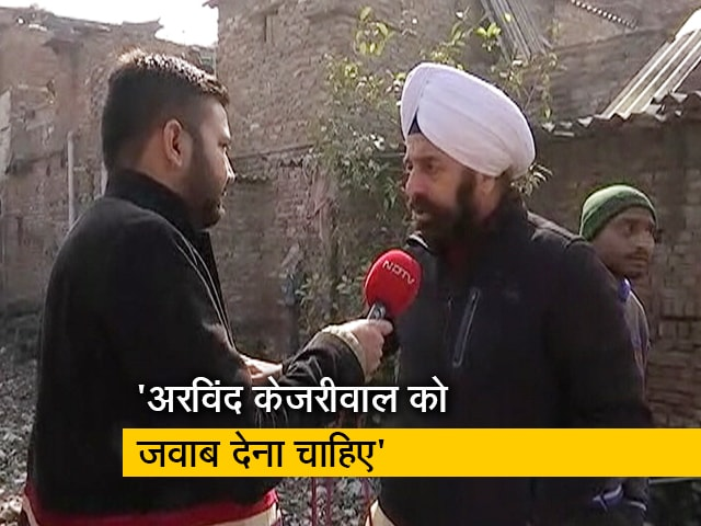 Video : Delhi Election 2020: राजेंद्र नगर से बीजेपी उम्मीदवार का दावा, 'आप सरकार ने विकास रोका'