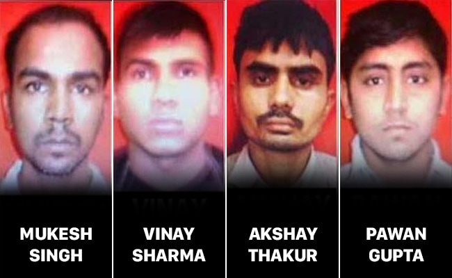 Nirbhaya Convicts Silent On Last Wishes Ahead Of February 1 Hanging: Sources