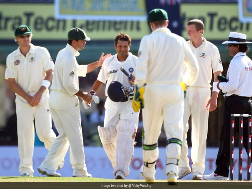 Ricky Ponting Welcomes Sachin Tendulkar To Bushfire Cricket Bash With Cheeky Dig At Share Warne