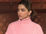 "Video : ""Had To Find Out How Society Views Acid Attack Victims"": Deepika Padukone On <i>Chhapaak</i>"
