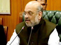 """Historic Accord"" Says Amit Shah As Bodo Agreement Signed"