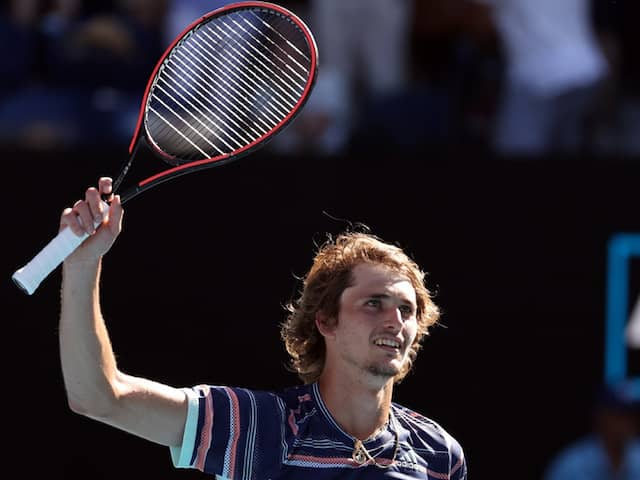 Australian Open: Alexander Zverev Sweeps Past Stan Wawrinka To Make First Grand Slam Semi-Final