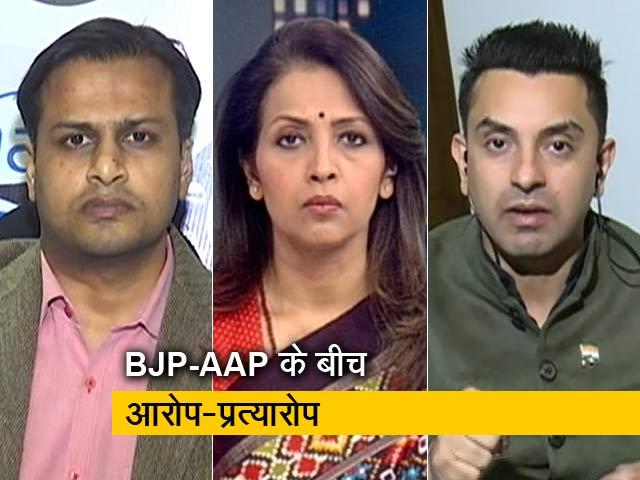 Videos : हॉट टॉपिक : अब निर्भया पर भी होगी राजनीति?