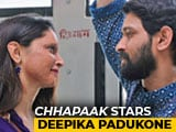 Video : First Impressions Of Deepika Padukone Starrer <i>Chhapaak</i>