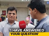 Video : Watch: BJP's Kirit Somaiya's 27 'Answers' On CAA Event At School Are Viral