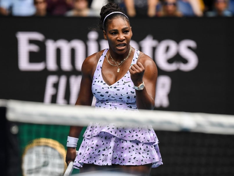 Australian Open Serena Williams History Chase Begins With