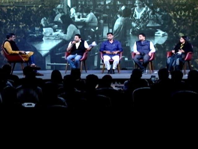 Video : Sponsored: Roadmap To Empower Chhattisgarh's Youth