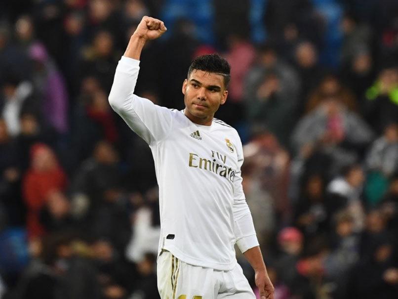 Real Madrid vs Sevilla: Casemiros Brace Helps Real Madrid Beat Sevilla 2-1