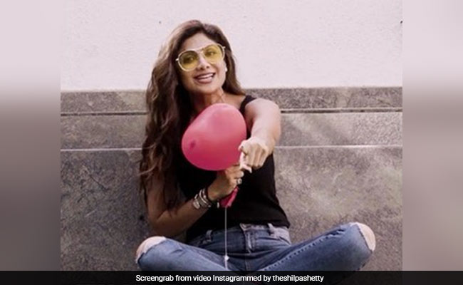 Shilpa Shetty's Home-Made Vegetarian Pasta Is Potpourri Of Superfoods (Pic Inside)