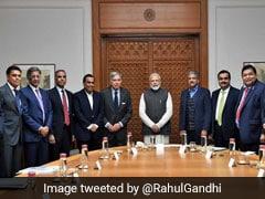 PM मोदी ने की बजट पर चर्चा तो राहुल गांधी बोले- इनके पूंजीवादी और अमीर दोस्त ही...