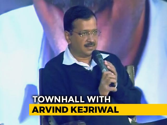 "Video : ""Cleaning Up Delhi, Controlling Pollution Priority,"" Says Arvind Kejriwal"