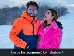 गर्लफ्रेंड के साथ वादियों में शायराना हुए Rishabh Pant, बोले- 'जब मैं तुम्हारे साथ होता हूं तो...'