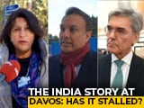Video: The India Story At Davos: Has It Stalled?