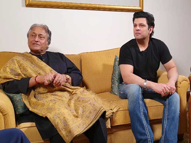 Video : My Father Taught Me There Is Only One God: Ustad Amjad Ali Khan